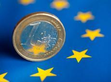 Euro en Europese vlag