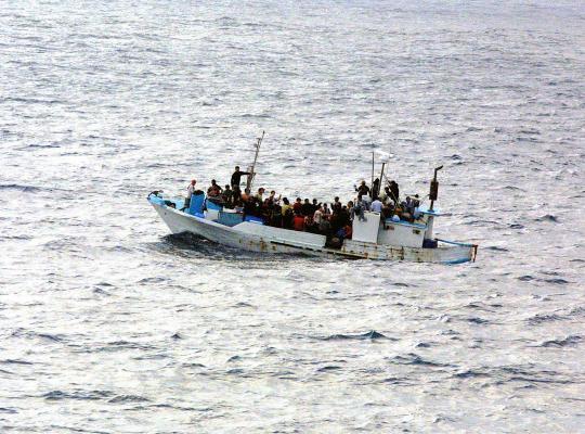 Europese kustwacht moet asielstroom helpen beperken